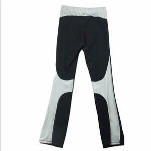Lululemon vintage black and white leggings